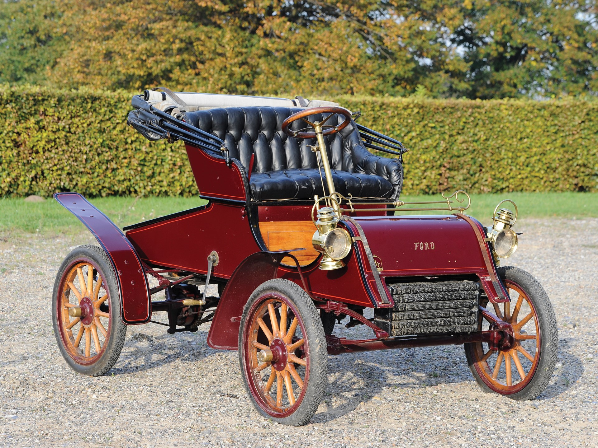 1903 Ford A Runabout