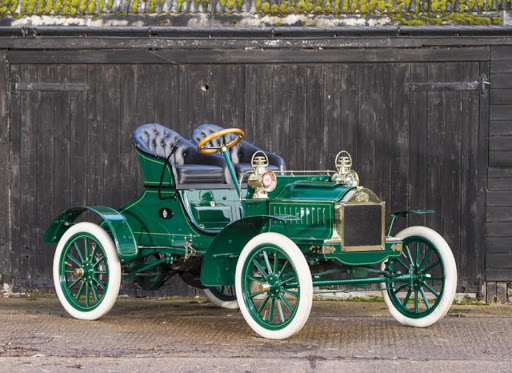 1904 Oldsmobile Roadster