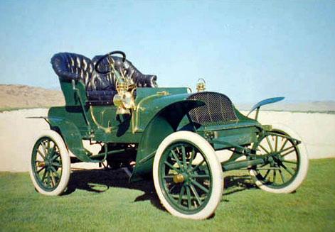 1905 Franklin Model A Roadster