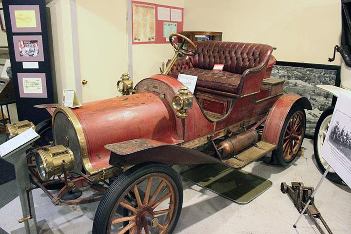 1907 Richmond Model J Runabout