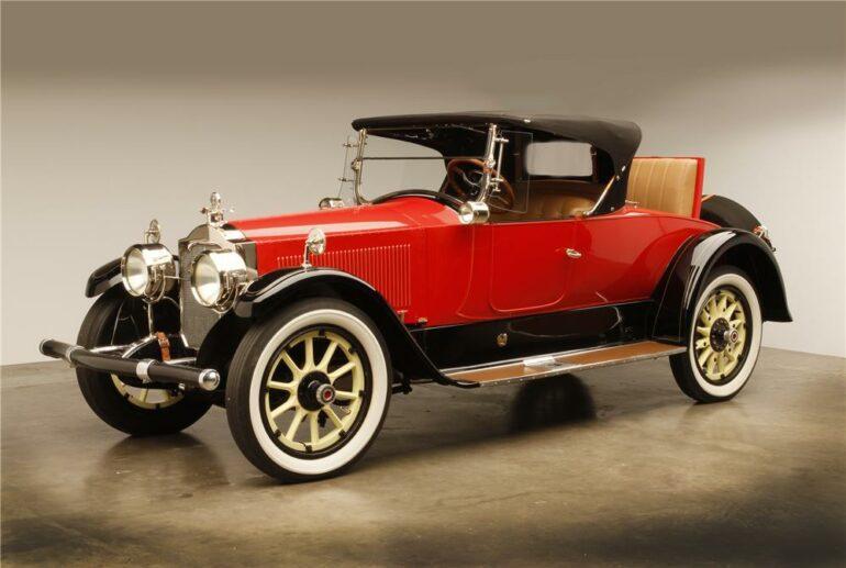 1926 Packard Twin 6 Roadster