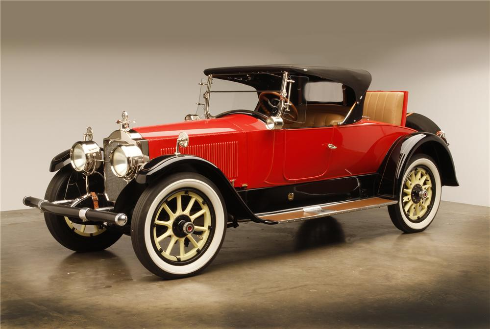 1926 Packard Twin 6 Roadster
