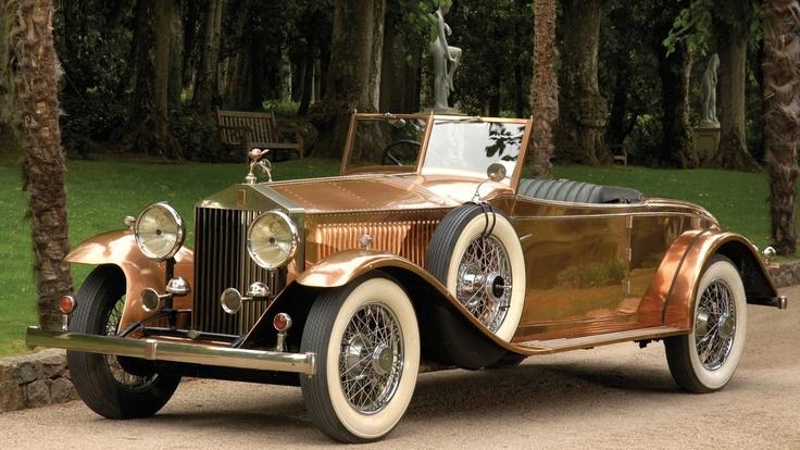 1920s Rolls Royce