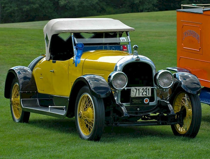 1922 Marmon Pace Car Speedster
