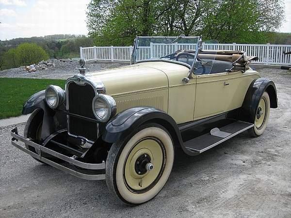 1929 Studebaker Roadster