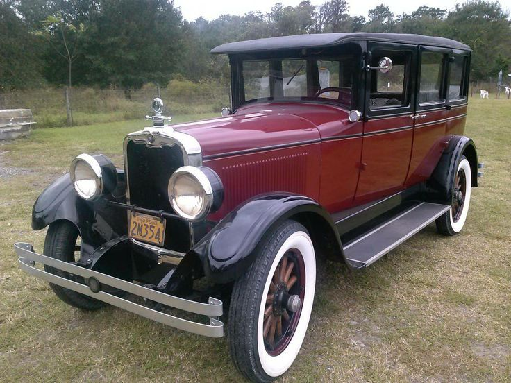 1927 Peerless Six-90 Sedan