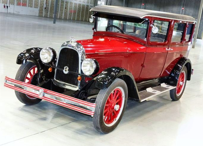 1927 Willys Overland Whippet 93A