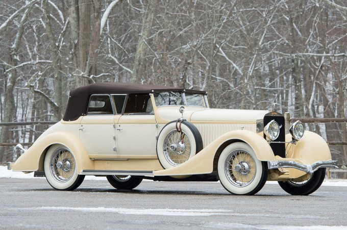 1928 Hispano-Suiza H6C Transformable Torpedo