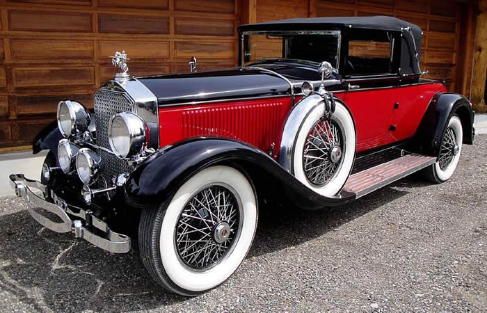 1928 Stearns Knight