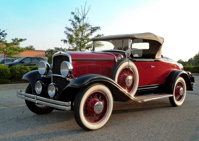 1929 DeSoto Roadster
