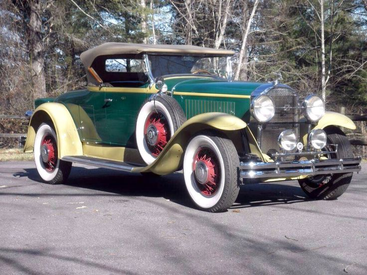 1930 Buick Roadster