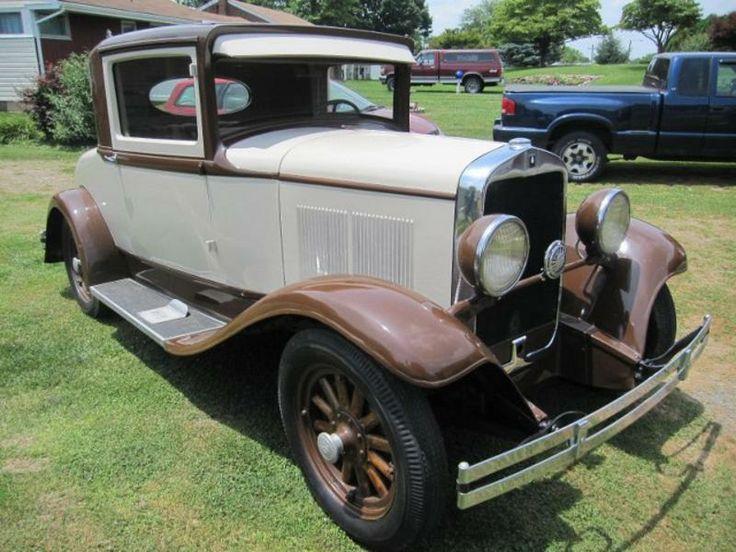 1930 Plymouth 30-U
