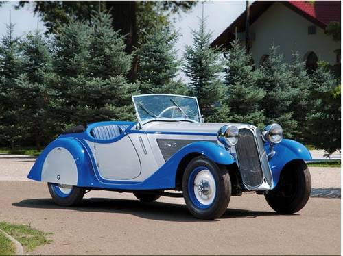 1930s BMW Roadster