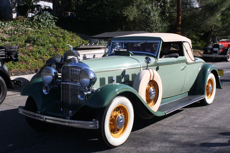 1937 Lincoln Model K Semi-Collapsible Town Car