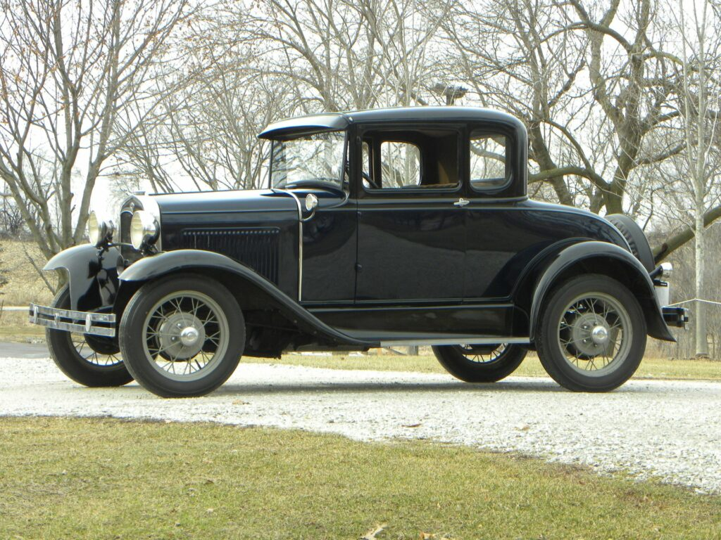 1931 Model Ford A
