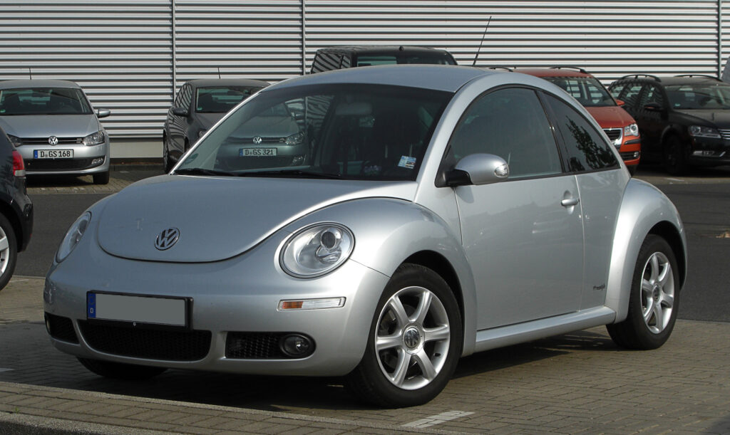 1998 VW New Beetle