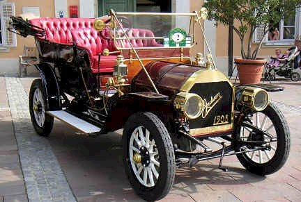1908 Chase Touring