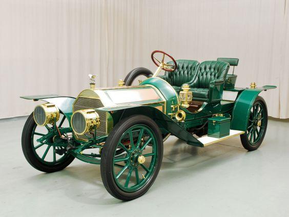 1909 Pierce-Arrow Runabout