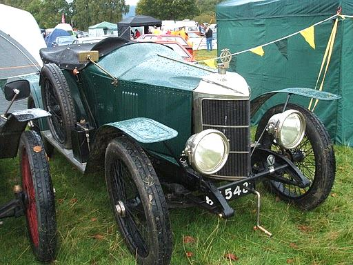 1912 Vauxhall Prince Henry