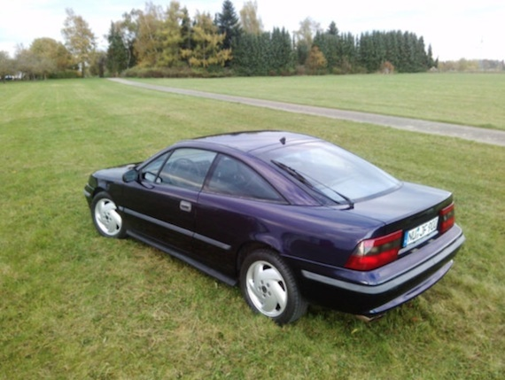 1993 Opel Calibra V6 Supercars Net