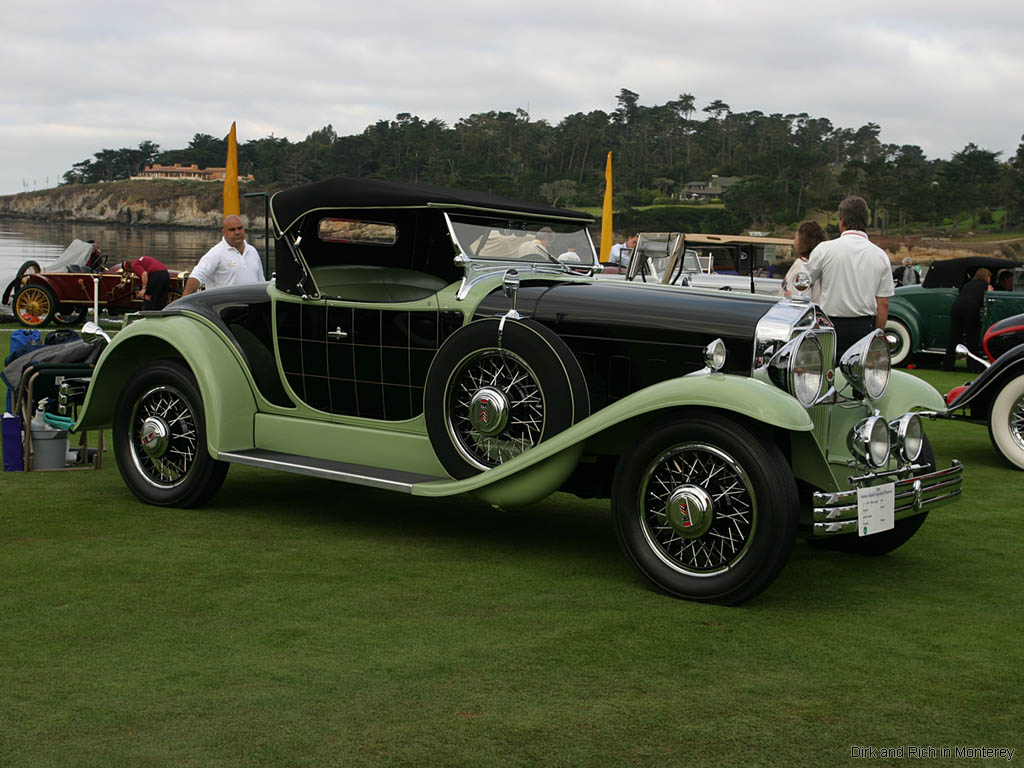 1925→1933 Willys-Knight Great Six