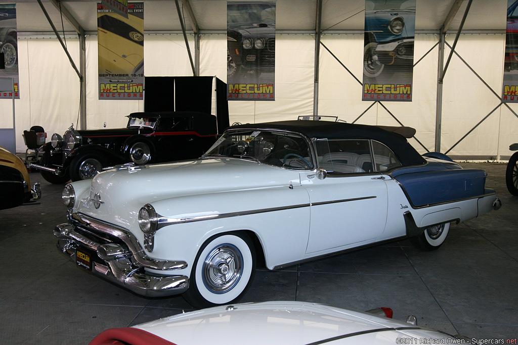 1953 Oldsmobile Fiesta Convertible