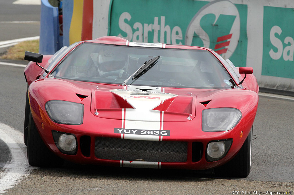 1996 Williment GT40 Mark I