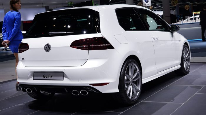 2014 Volkswagen Golf R