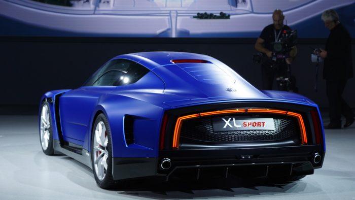 2014 Volkswagen XL Sport