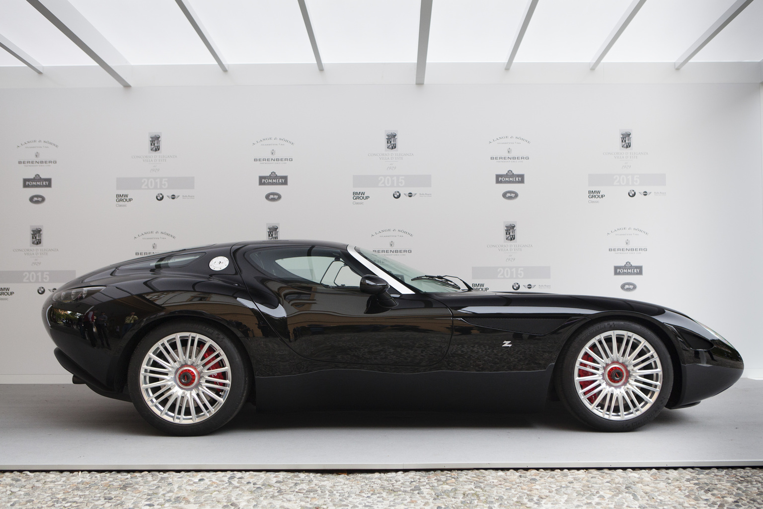 2015 Zagato Mostro Powered By Maserati Supercars Net