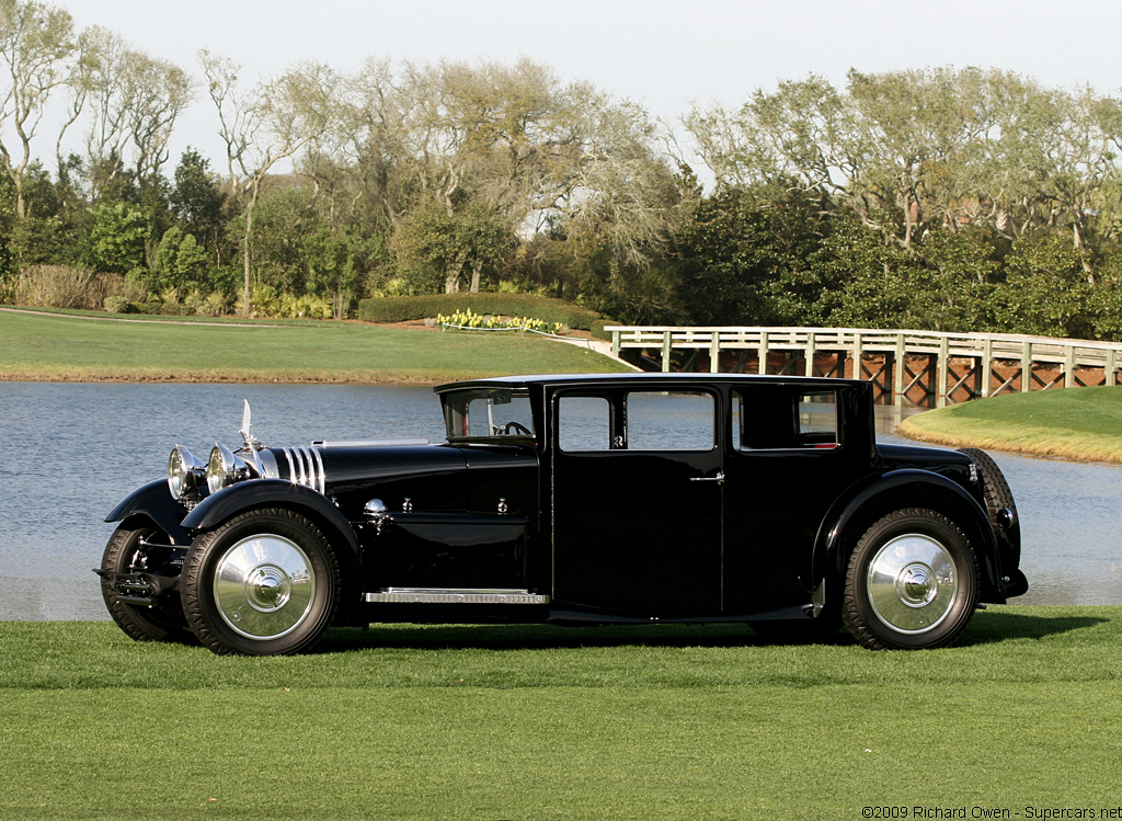 1931 Voisin C20 Mylord Demi Berline Supercars Net