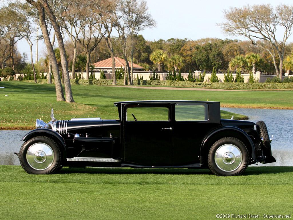1931 Voisin C20 Mylord Demi Berline Gallery Supercars Net