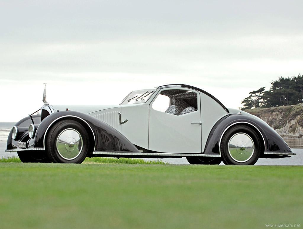 1934 Voisin C27 Aérosport