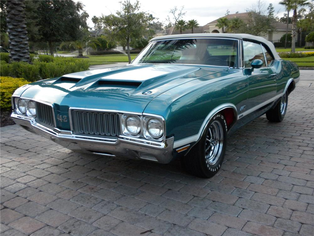 1970 Oldsmobile 442 W30 Supercars Net