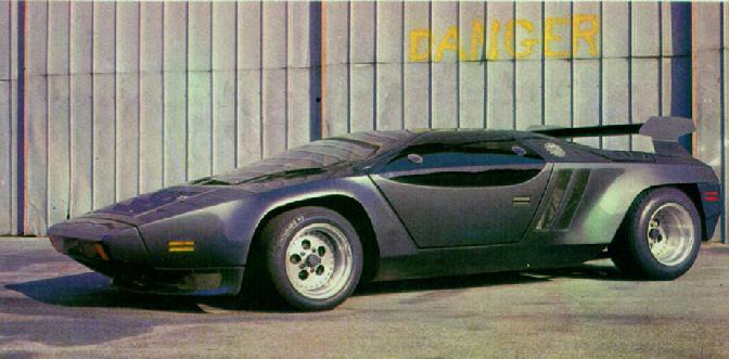 1973→1989 Vector W2 Prototype