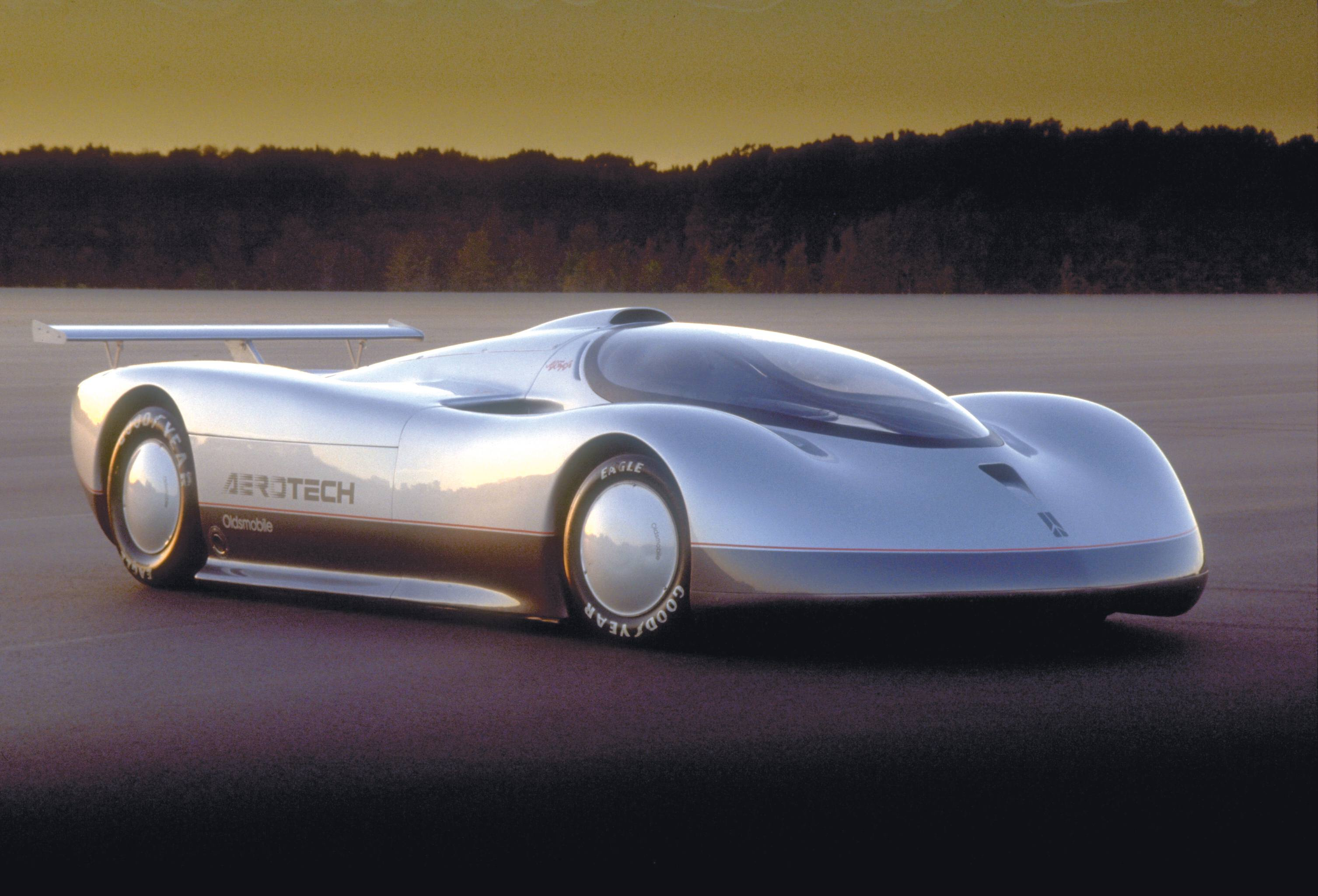 1987 Oldsmobile Aerotech ST