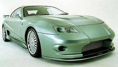 1999 VeilSide Supra Limited