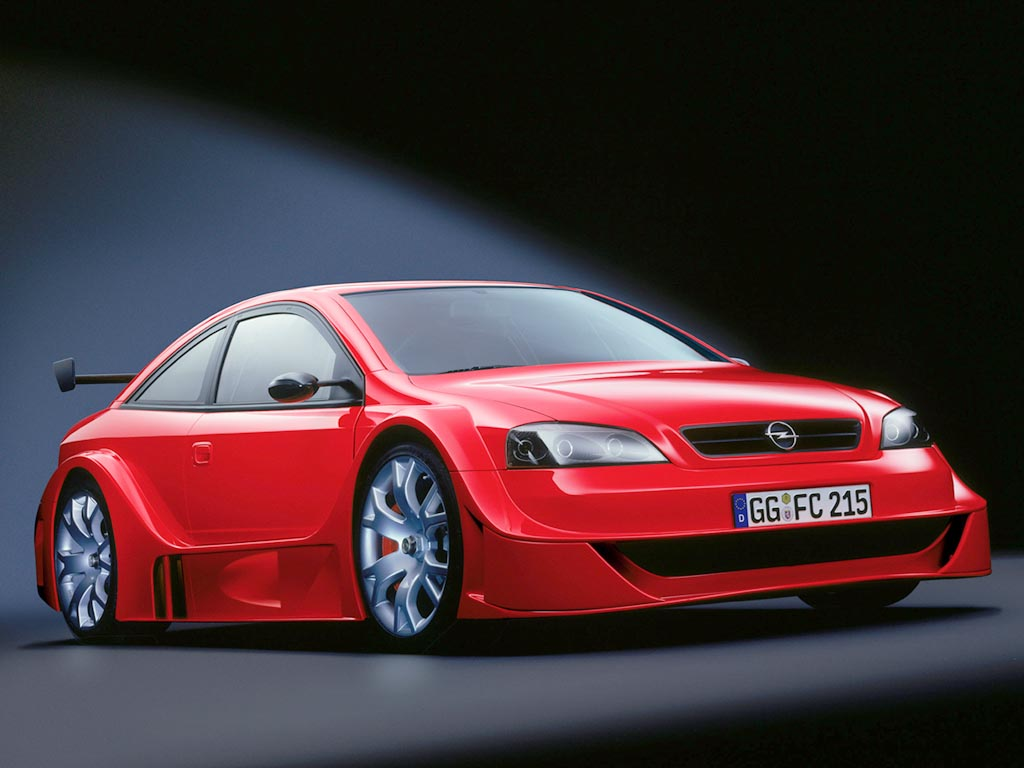2001 Opel Astra X-Treme Concept
