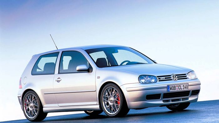 2002 Volkswagen Golf GTI 25th Anniversary