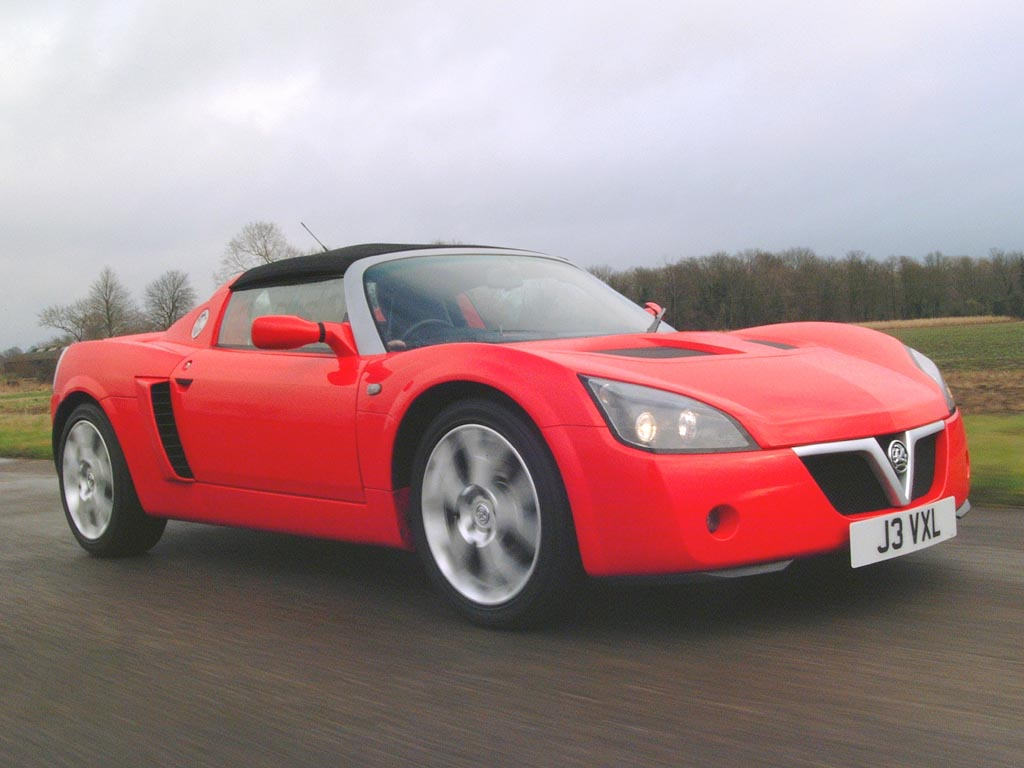 2003 Vauxhall VX220 Turbo