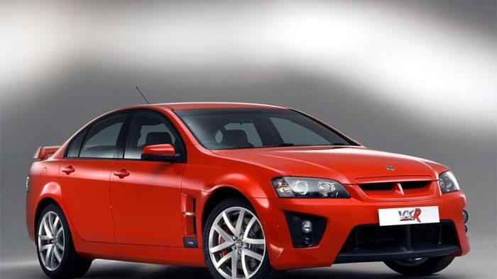 2008→2010 Vauxhall VXR8