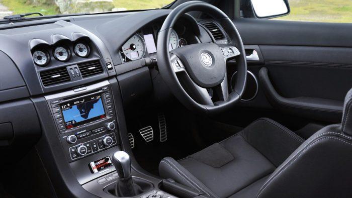 2009 Vauxhall VXR8 Bathhurst S Edition