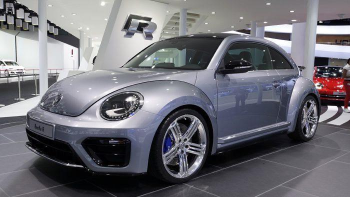 2011 Volkswagen Beetle R Concept