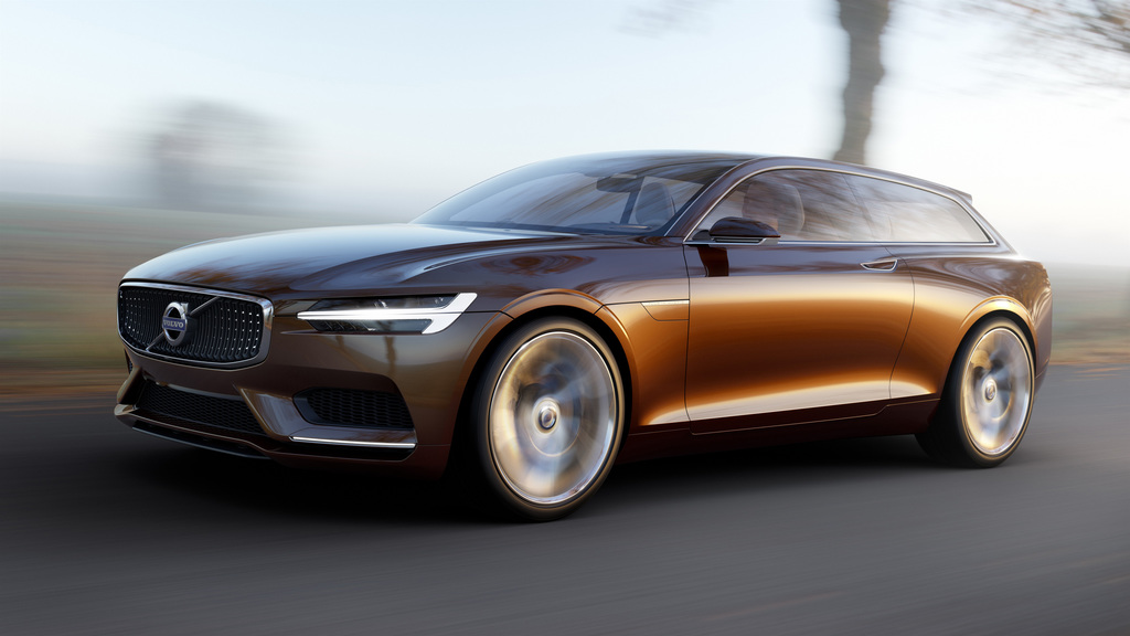 2014 Volvo Concept Estate