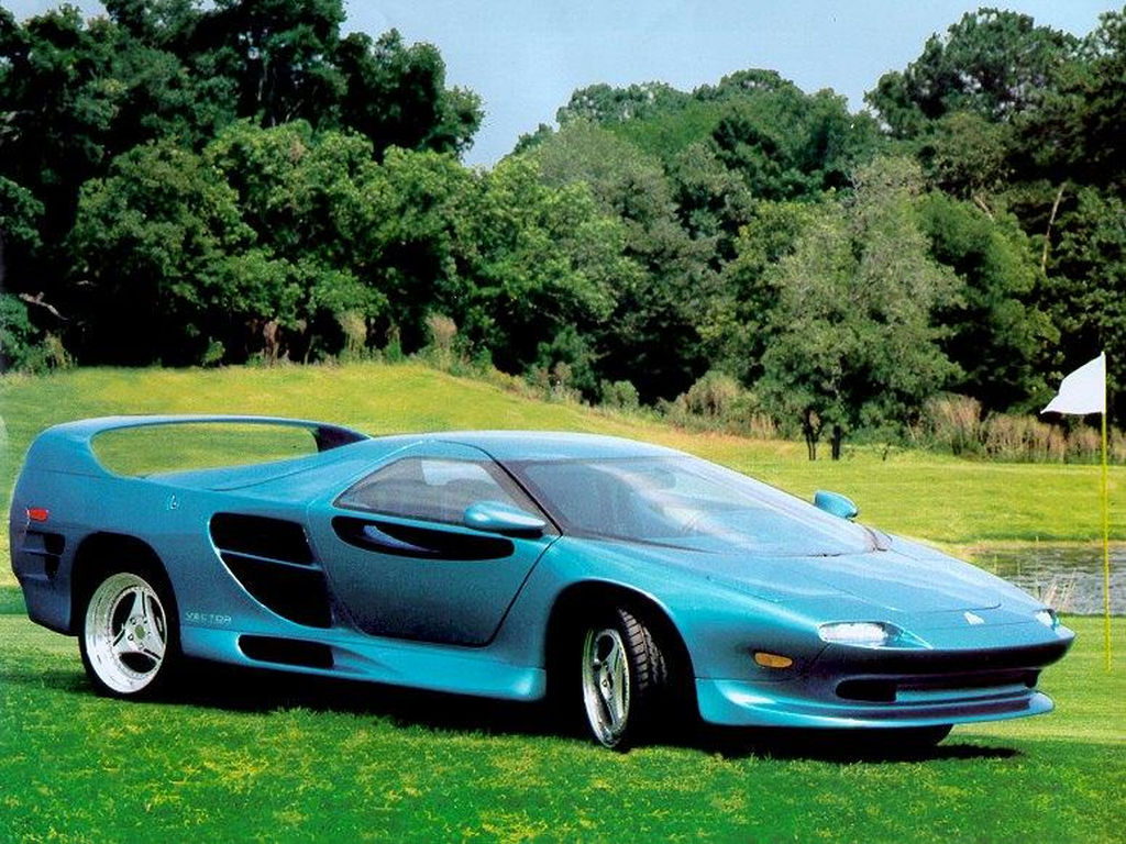 1996 Vector M12 | | SuperCars.net