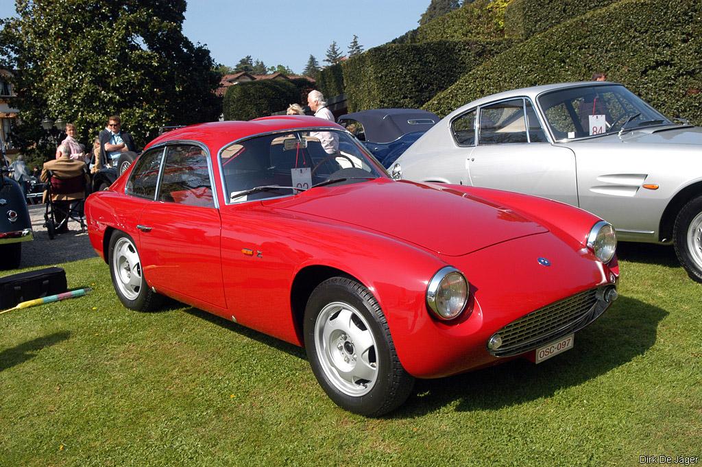 1960 OSCA 1600 GTZ