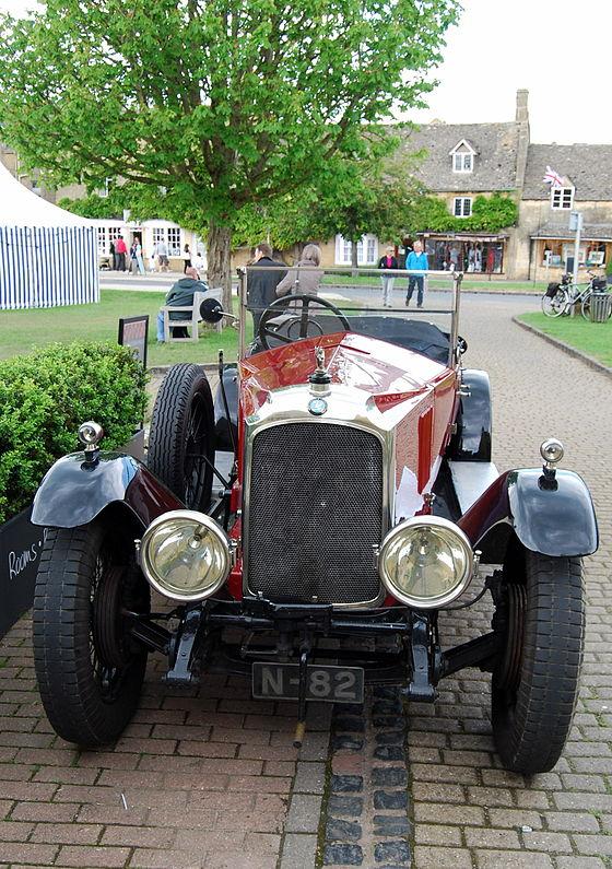 1926 Vauxhaul OE30-98 Wesnum