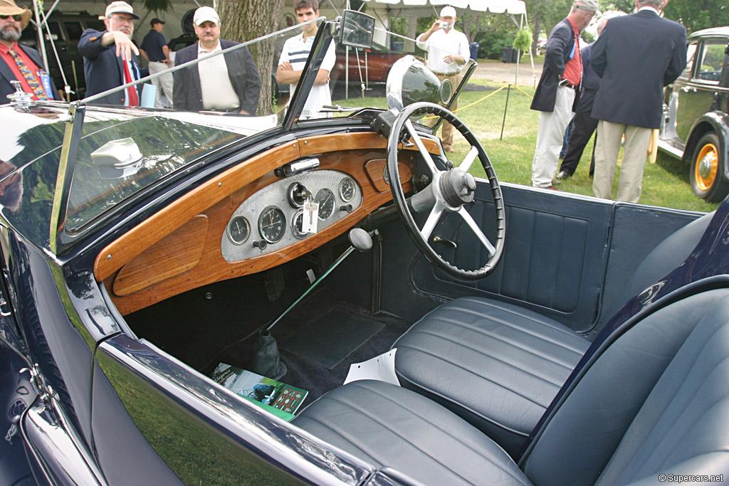 1923 Vauxhall 30/98