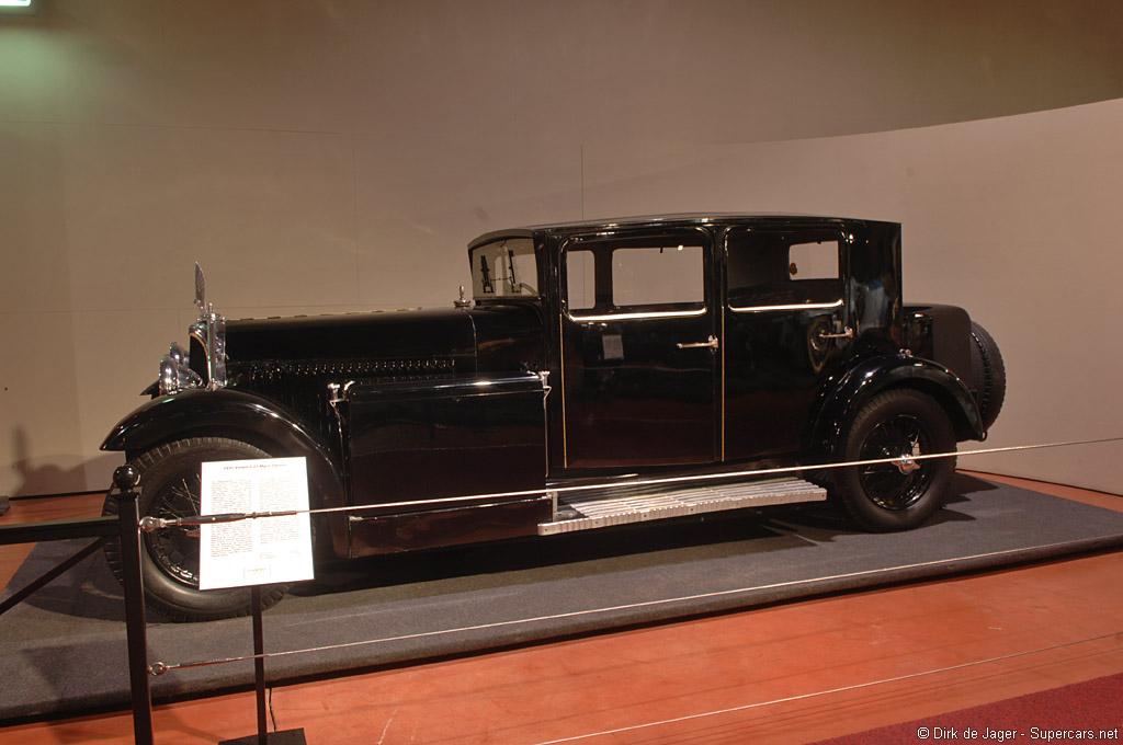1930 Voisin C23