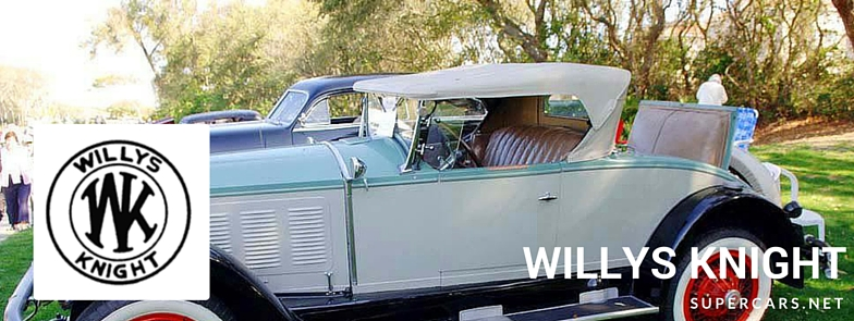 WILLYS KNIGHT CARS